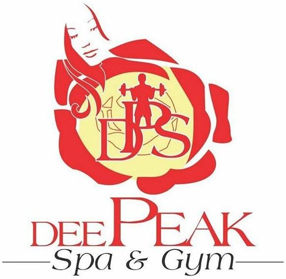 Dee Pea Spa   Logo